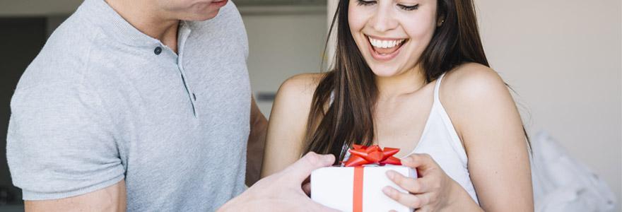cadeau pour sa femme