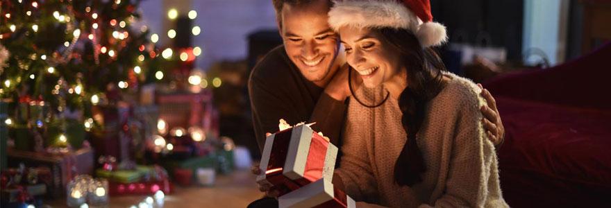 Fêtes de Noël : offrir un présent inoubliable à sa femme
