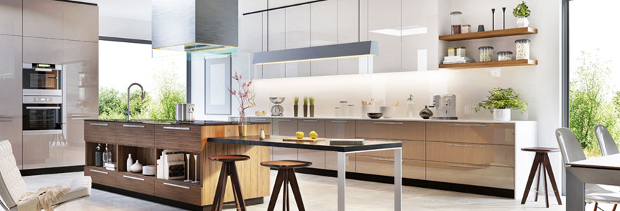 Idées de décoration pour une cuisine